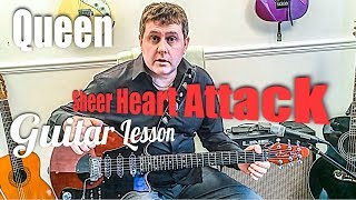 Sheer Heart Attack - Queen - Guitar Tutorial