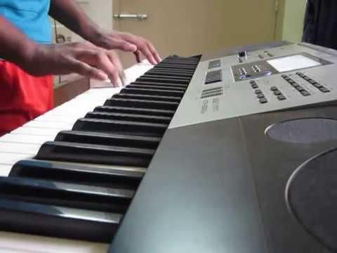 Annul meale panithuli / Nidare kala ayinadha (Vaaranam Ayiram) instrumental/ keyboard