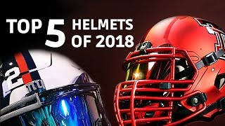 5 Best Helmets Of 2018
