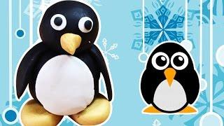 פינגווין מפלסטלינה