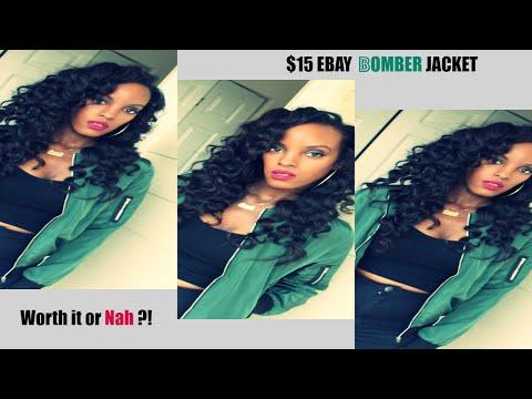 $15 dollar Ebay Bomber Jacket | Worth it or Nah ?!