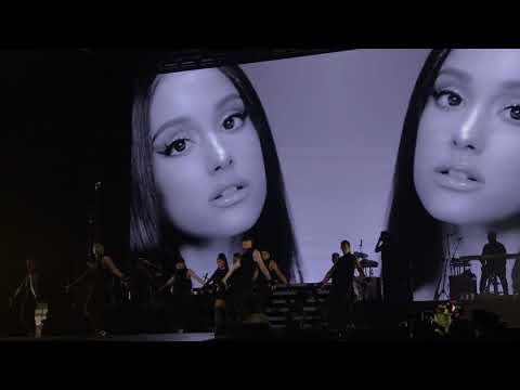 Ariana Grande Dangerous Woman Tour Live Singapore F1 Race Concert