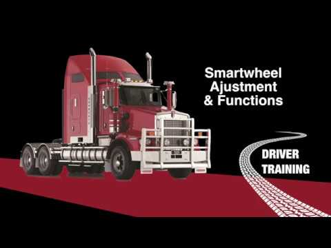 Kenworth T659 Steering Wheel Adjustment
