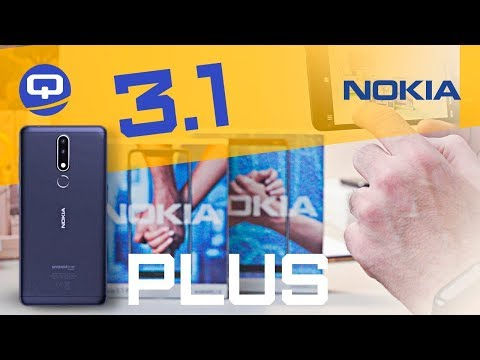 Обзор Nokia 3.1