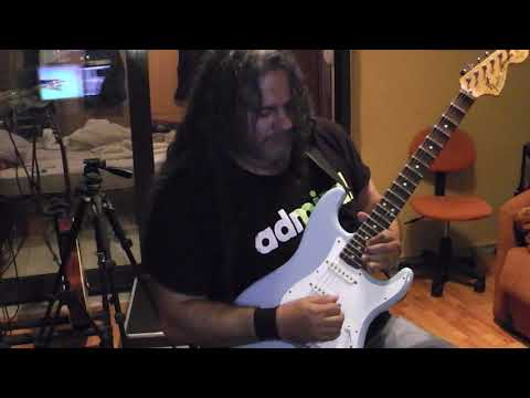 Panos A  Arvanitis plays Yngwie Malmsteen style