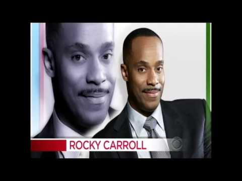 Rocky Carroll  The Talk