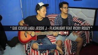 JessieJ -  Flashlight ( Cover ) Feat. Ricky Rouzy