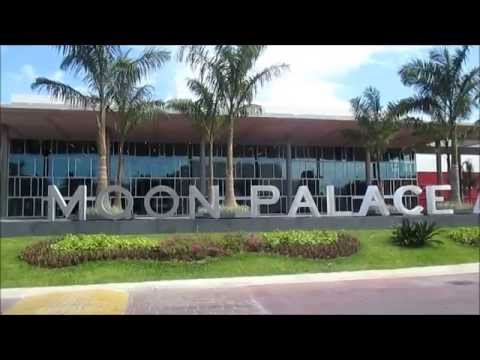 MOON PALACE GOLF SPA AND RESORT TOUR HD