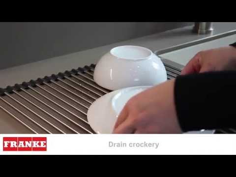 Franke Rollamat - the perfect accessory for your sink