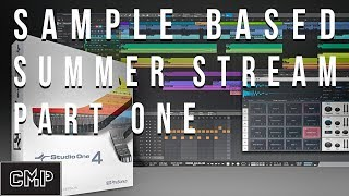 How to Make Sample Based Trap Tempo Hip Hop Studio One V4