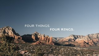homepage tile video photo for Four Things. Four Rings. Sedona in an Audi e-tron SUV