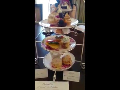 The Queen's 90th Birthday Royal Afternoon Tea Celebration at the Fairmont Royal York Hotel
