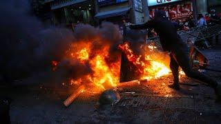 Weitreichende Reformen: Unruhen in Santiago de Chile