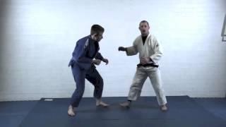 Advancing Foot Sweep with Matt D