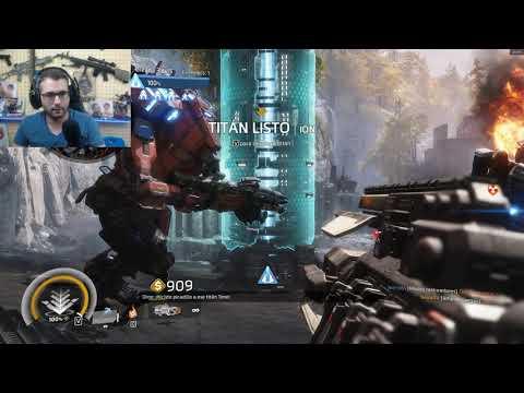 Titanfall 2 Defendiendo la Frontera - Triple con eyección Nuclear