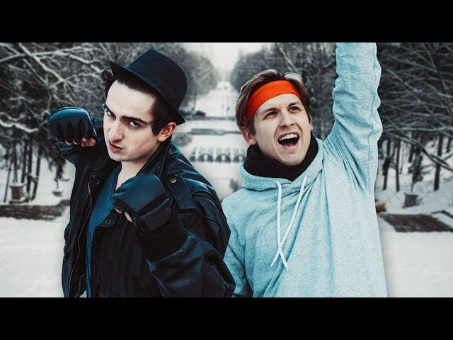 ROCKY & CREED (PARODIA)
