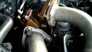 1983 Buick T-Type Idle