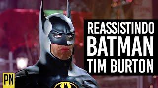 Tudo Sobre BATMAN Do Tim Burton (primeiro Filme) | Sessão Pipoca #20