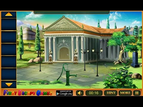 Ancient egyptian temple escape - soluce
