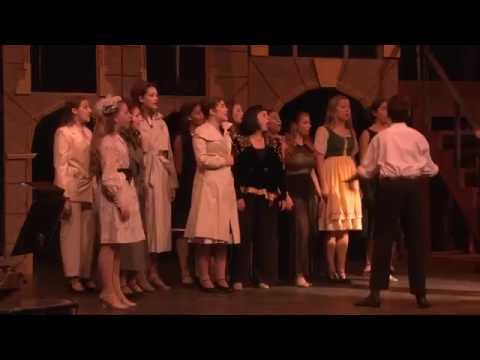 French Woods- Nine the Musical (full)