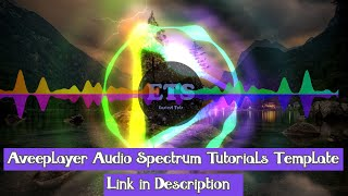 AveePlayer Audio Spectrum Template Download For Free