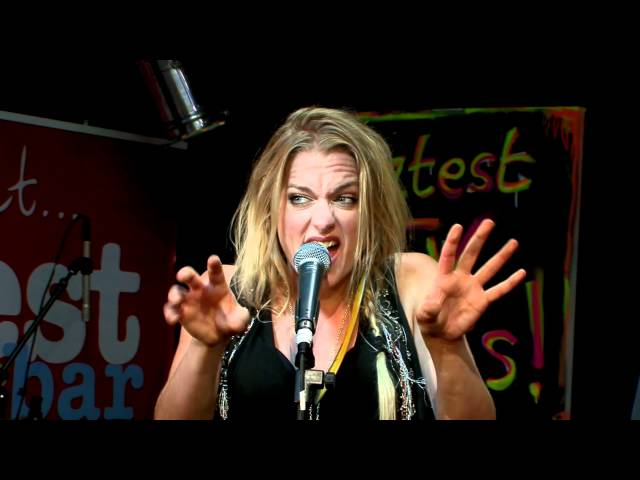 Jo Harman performing for thelatest.tv in Brighton, May 2011