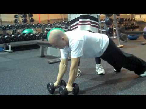 Plank Pull In T Stab Rotations Combination Lift