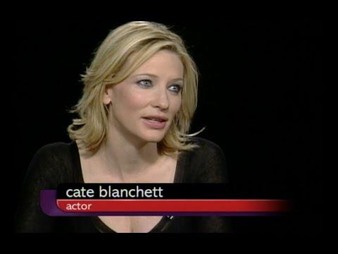 Cate Blanchett — Charlie Rose Dec 30, 2003