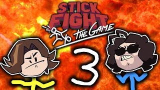 Stick Fight: Switching Colors - PART 3 - Game Grumps VS