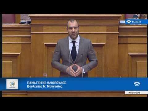 Π. Ηλιόπουλος: Υποκρισία από τους ψευτοπατριώτες ΝΔ και Ανέλ για το τζαμί