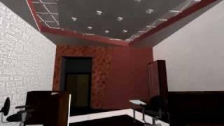 Проект офиса в 3D формате(, 2010-02-11T11:33:13.000Z)