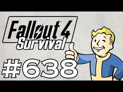 Let's Play Fallout 4 - [SURVIVAL - NO FAST TRAVEL] - Part 638 - Scrambled Eggs