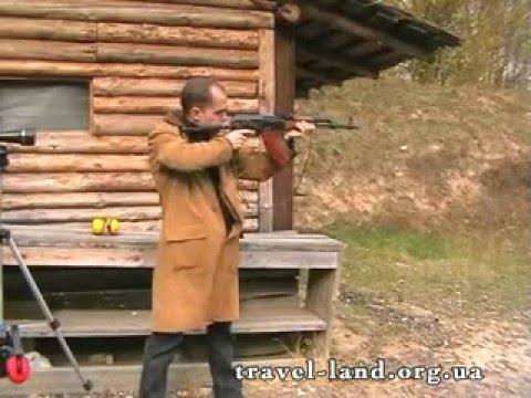 Extreme shooting tour to Kiev (www.sapsanclub.org.ua)