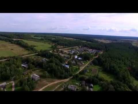 Видео — Деревня Гришинская, Вилегодский район