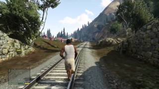 GTA V Leaked Gameplay HD New Gameplay No Spoiler HD! Amazing 1080p