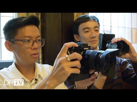 Fujifilm X-T2 Vs X-Pro 2 Hands-on Comparison