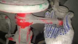 замена стоек ваз 2112 2111 2110передний привод
