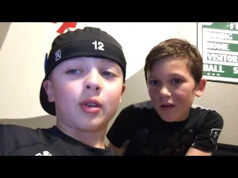 3 point challenge ft Aj and Hudson Howard