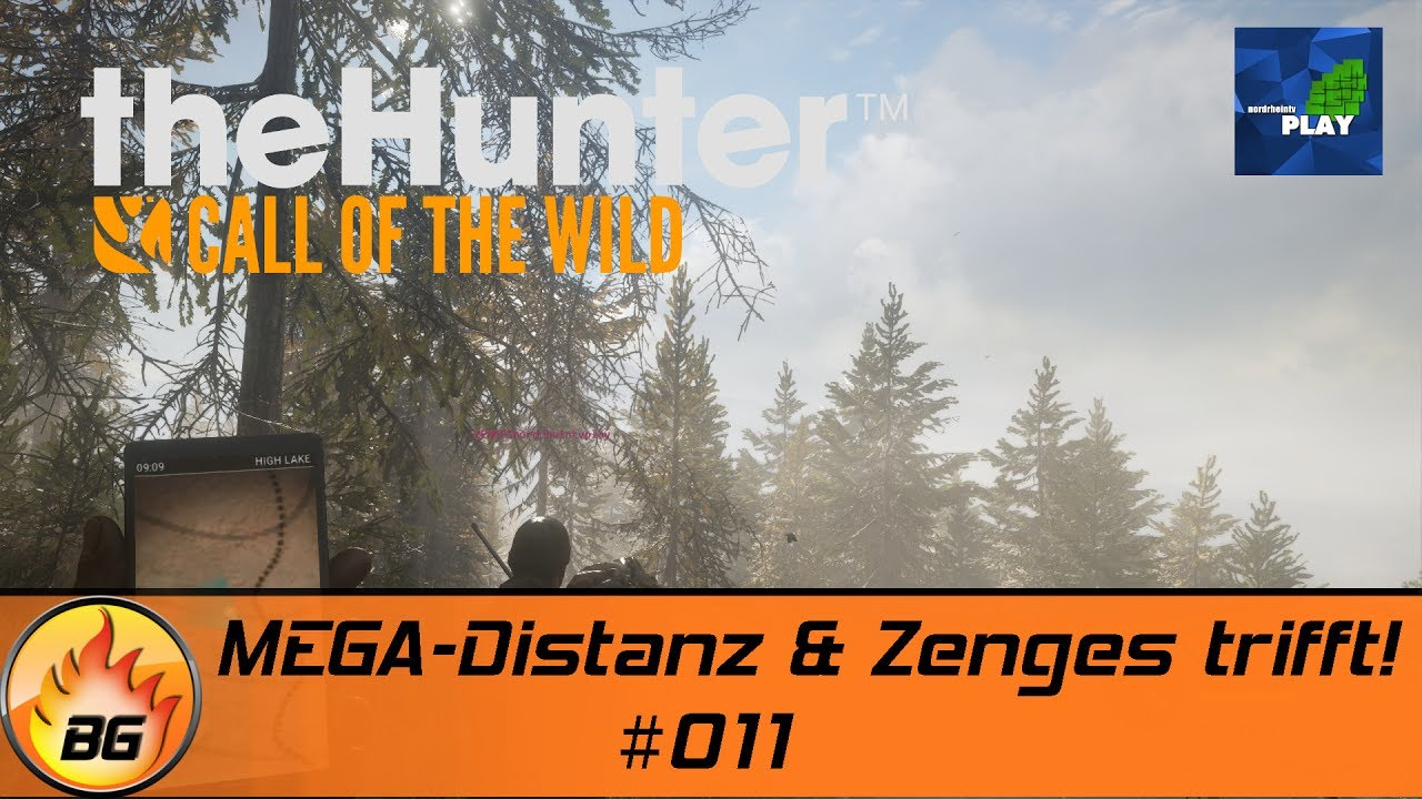 theHunter: Play Together #011 | MEGA-Distanz & Zenges trifft! | Let's Play [HD]