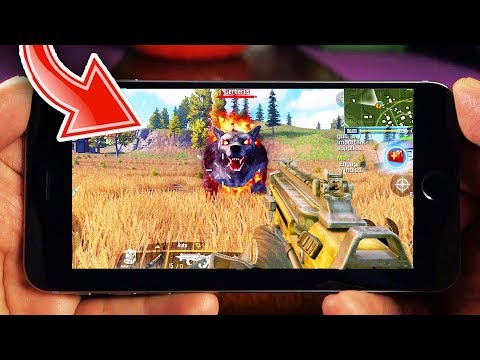 Call Of Duty Mobile BATTLE ROYALE GAMEPLAY... (NEW COD Mobile Battle Royale Gameplay)