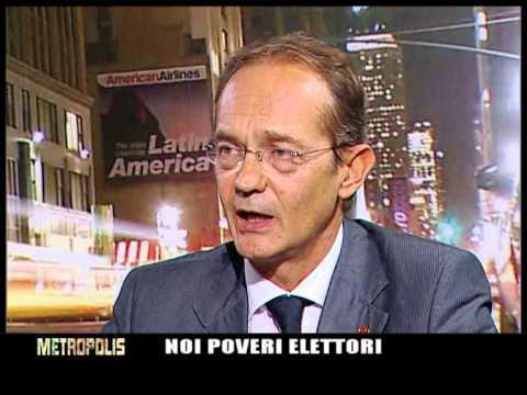 "Puntata di Metropolis ""Noi poveri elettori"""