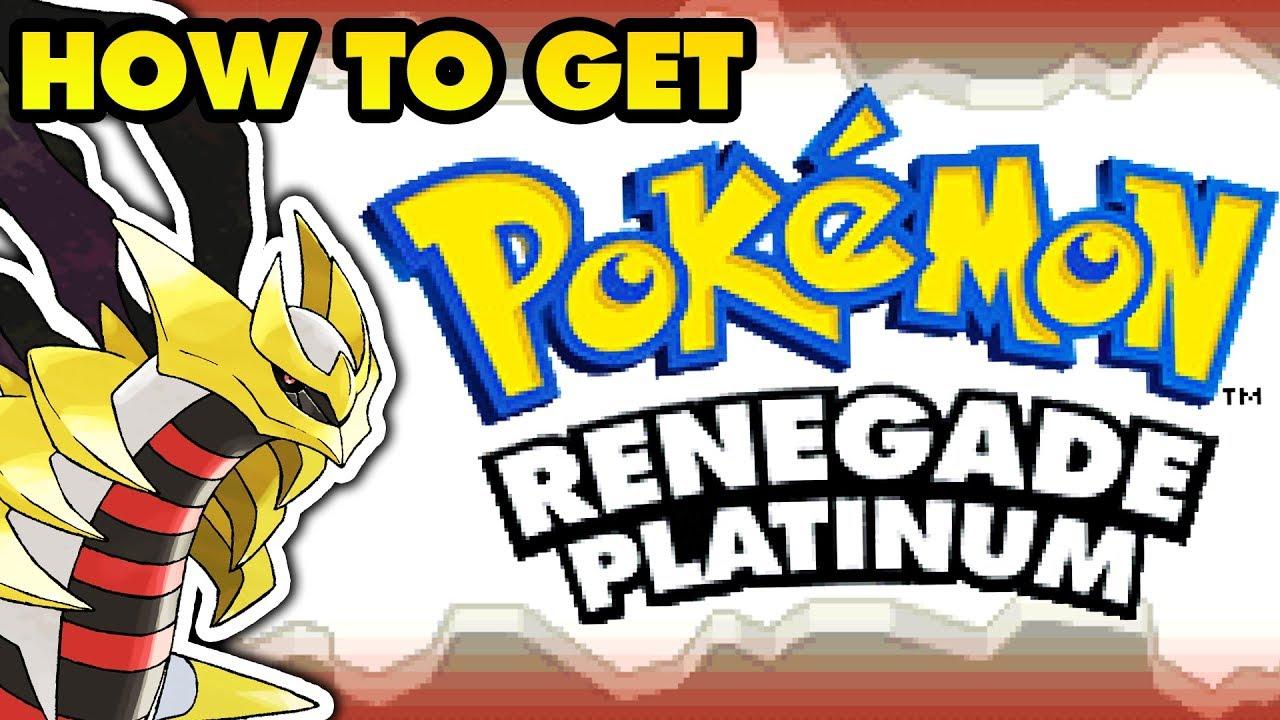 pokemon platinum rom mac