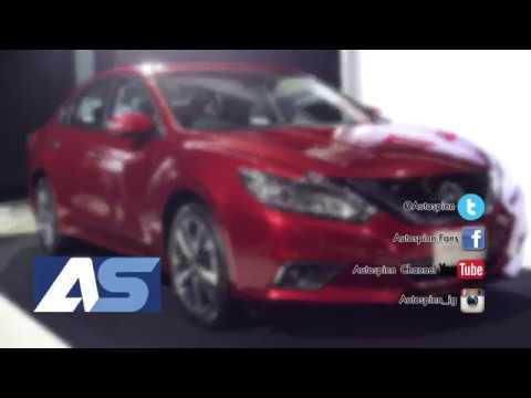 [Launched] Nissan Teana ใหม่ เริ่มต้น 1.339 ล้านบาท - วันที่ 01 Nov 2018
