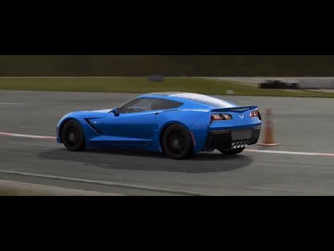 forza 5 corvette c7 stingray v s viper srt top gear test track laps. Cars Review. Best American Auto & Cars Review