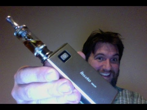 My first 48hrs with the iTaste MVP