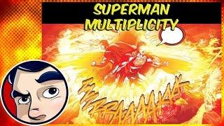 Superman Multiplicity, Supermen of the Multiverse - Rebirth Complete Story | Comicstorian