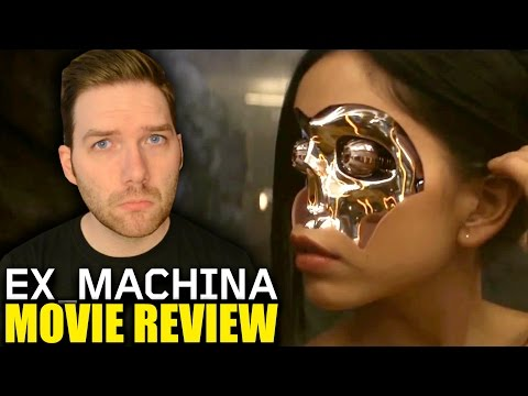 Ex Machina - Movie Review