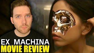 ex Machina - Movie Review