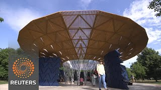 From Africa to the Serpentine: Meet Architect Francis Kere