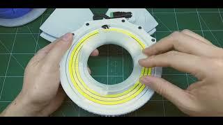 Dome light assembly